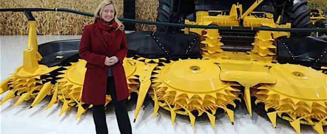 Giorgia Meloni da Fieragricola di Verona difende il Made in italy (video)