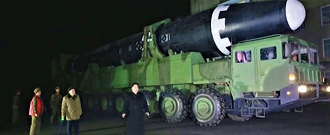 """Provocazione nordcoreana alla vigilia delle """"Olimpiadi del disgelo"""""""