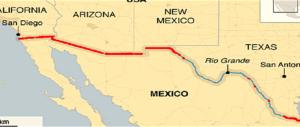 """Trump: """"Troppi killer vengono dal centroamerica, ci serve il Muro"""""""