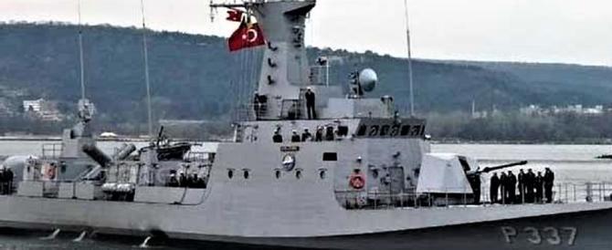 Navi da guerra turche bloccano nave Eni a Cipro: Erdogan ce l'aveva detto