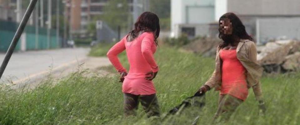 mafia nigeriana e tratta di donne
