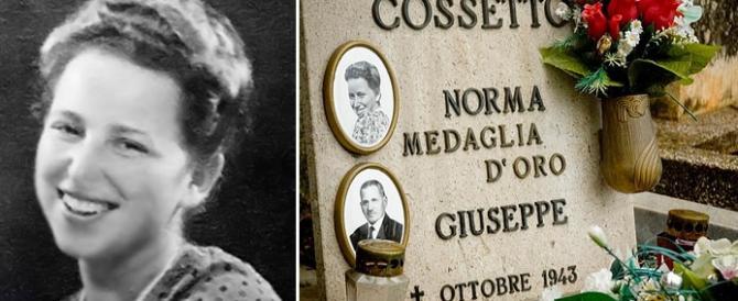 Foibe, oltraggio a Norma Cossetto: danneggiata a Latina la stele che la ricorda