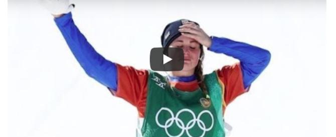 Michela Moioli trionfa alle Olimpiadi: «Il più bel giorno della mia vita» (video)
