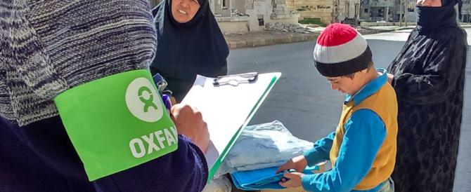 """""""Orge alla Caligola"""" coi soldi dei soccorsi: bufera sulla Ong Oxfam"""