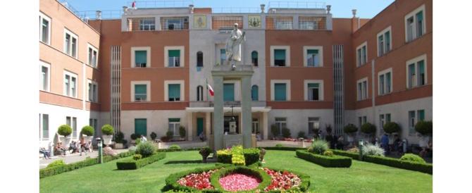 Crocerossina salvata al San Pietro di Roma: i medici non si sono arresi