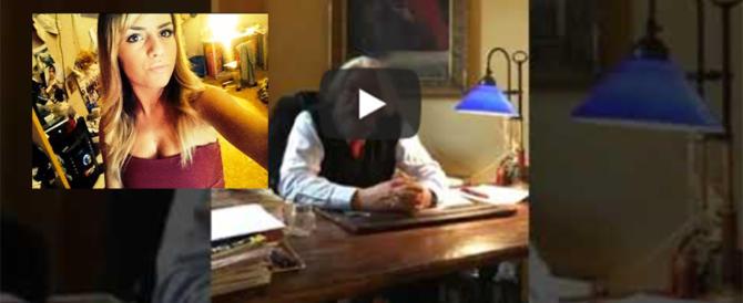 "Macerata, tesi choc di Meluzzi: ""Pamela mangiata, è un rito della mafia nigeriana"" (video)"