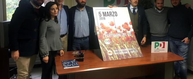 """Nascono i """"partigiani"""" del Pd. Contro la destra ma anche contro Renzi"""
