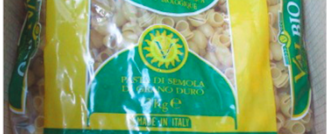 Pasta infestata dai parassiti: ecco la marca e il lotto coinvolti