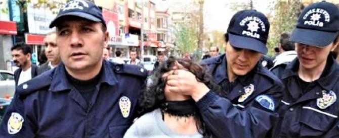 Si intensifica la repressione anticurda in Turchia: decine di arresti