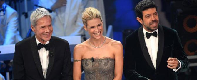 Sanremo, ascolti boom per l'esordio: oltre 11 milioni e 600mila spettatori