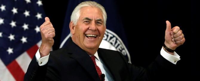 """Tillerson va in Sudamerica: """"Libertà per il Venezuela e il popolo cubano"""""""