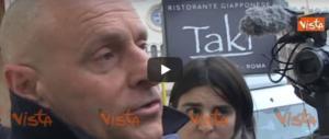 Rampelli: «Diciamo no agli inciuci. Fiducia solo al centrodestra» (video)
