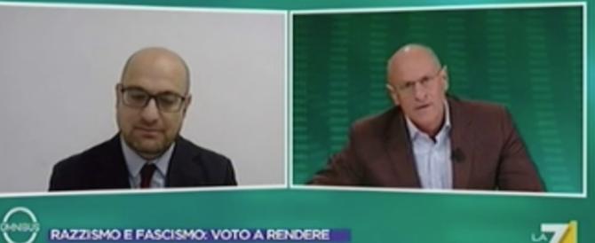 Antifascismo, Rampelli sfotte il sindaco di Pontedera: Hasta la victoria siempre (video)