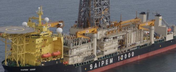 Nave Eni fermata dai turchi, la Farnesina si sveglia solo dopo 24 ore