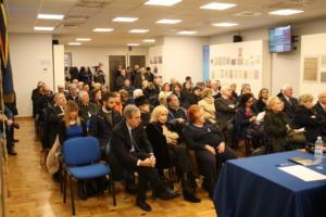 La sala convegni della Fondazione An