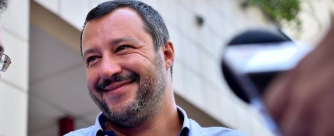 Salvini: «Chi vuole regole non è razzista, basta con le ipocrisie buoniste»