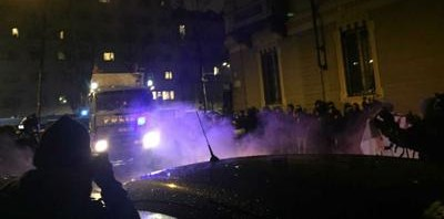 Scontri di Torino, sindacato di polizia: «Si proceda per il reato di strage»