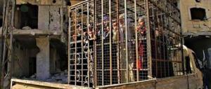 Siria, ecco la verità sul Ghouta, dove i mercenari Isis usano scudi umani