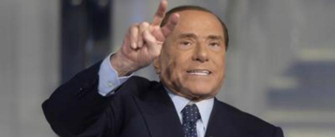 Berlusconi: «Il bunga bunga, calunnie». E su Salvini: «Violento è il M5S»