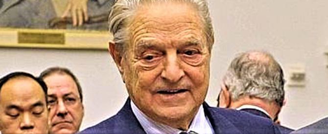 Tutto chiaro: il magnate Soros finanzia gli oppositori della Brexit. Ma ha perso