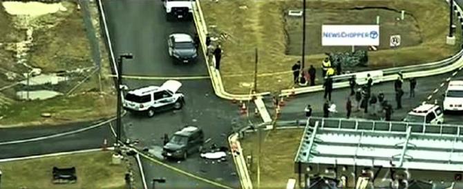Usa, sparatoria davanti la sede della Nsa, tre feriti. E' terrorismo? (video)