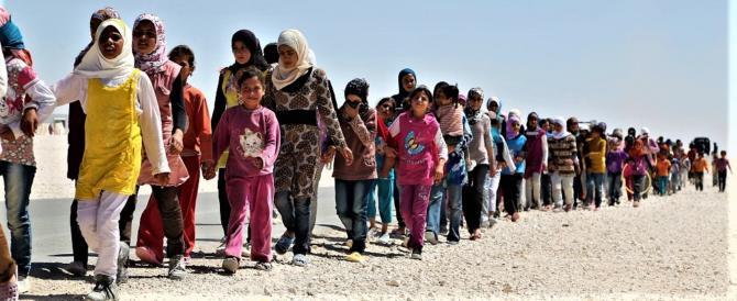 Perchéle Ong si oppongono al legittimo rientro dei profughi in Siria?