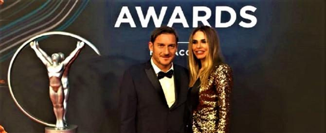"""Montecarlo, premio alla carriera per Francesco Totti: """"Sono emozionato"""""""