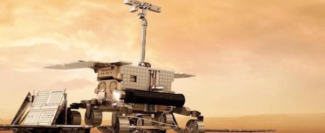Supera gli esami la trivella italiana che cercherà la vita su Marte