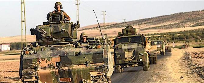 Aggressione turca in Siria, i curdi resistono. Putin è preoccupato