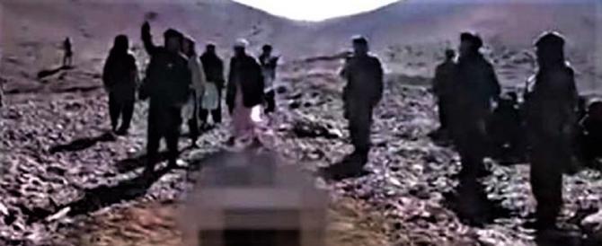 """Giovane adultero lapidato dai talebani nell'Afghanistan """"liberato"""""""