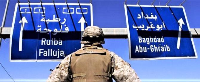 """Gli Usa riducono le loro truppe in Iraq: """"Qui abbiamo sconfitto l'Isis"""""""