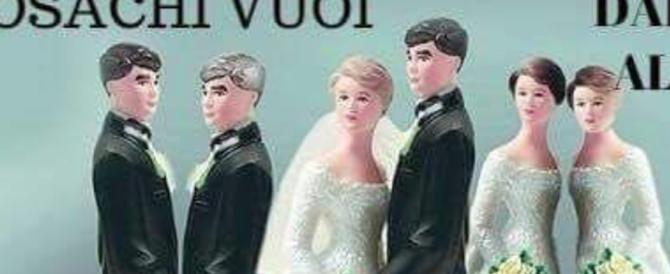 """Romeo e Giulietta gay: a Verona è polemica sullo slogan """"Sposa chi vuoi"""""""