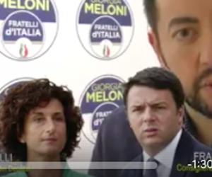 Ztl, strisce blu e preferenziali: per la moglie di Renzi a Firenze è tutto gratis (video)
