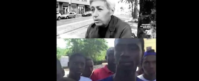 Italiani alla fame, migranti coccolati. Ecco il video-verità che farà crollare il Pd