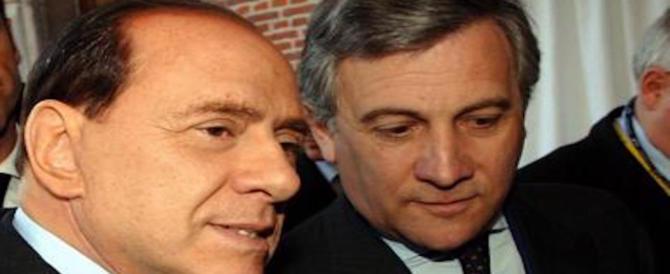 Il Cav lancia Tajani premier. Rinunciò all'indennità in silenzio e per rispetto