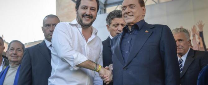 Di Maio vuol dividere Matteo dal Cavaliere. Ma Salvini non abboccherà