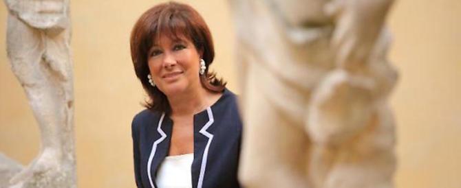 Maria Elisabetta Alberti Casellati é la prima donna presidente del Senato