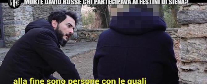 """Nuovo scoop delle """"Iene"""": festini gay con pm, dirigenti Mps e sacerdoti (video)"""