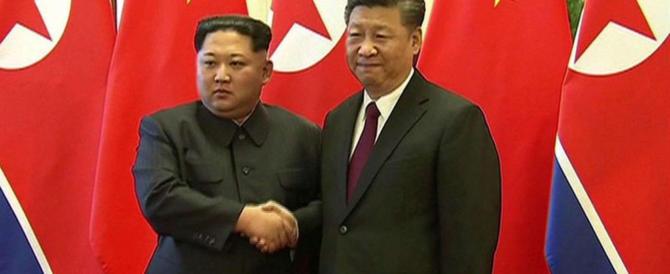 Kim inaugura le missioni all'estero: è stato da Xi. Ecco le future, clamorose tappe