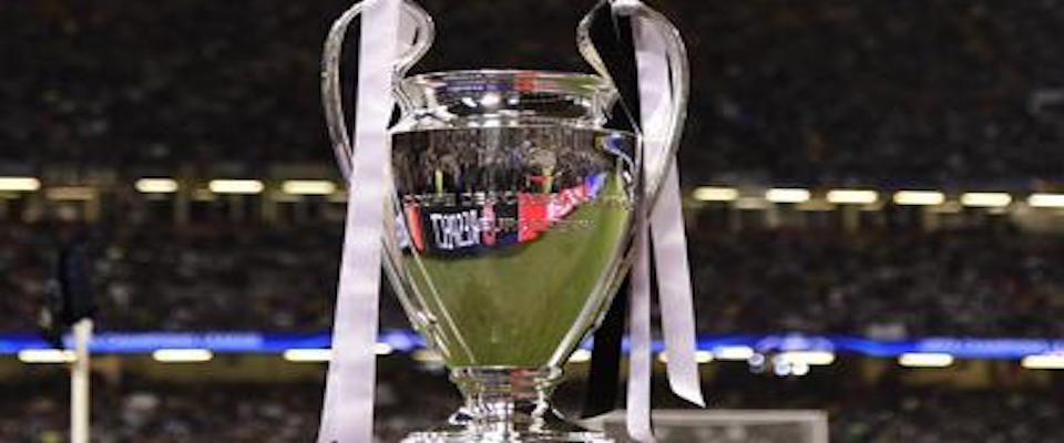 Riecco la Champions
