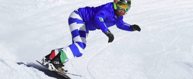 Snowboardcross, Michela Moioli vince la Coppa del Mondo come nel 2016 (video)