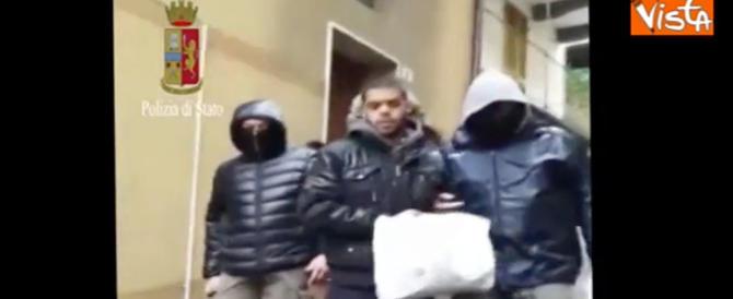Lo jihadista arrestato era pronto a colpire. Avrebbe dovuto essere già espulso (video)