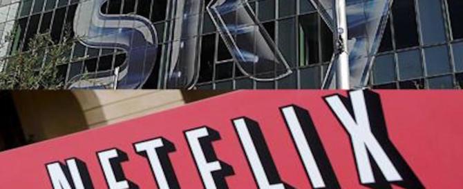 Sky e Netflix si alleano: ecco cosa cambia per gli abbonati