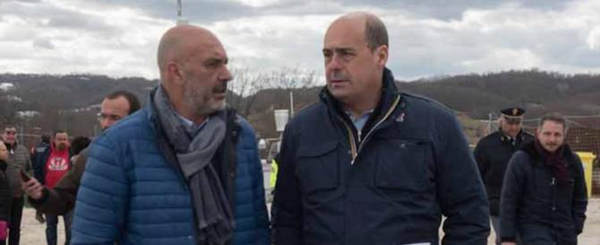 La vendetta di Pirozzi contro il centrodestra: «Pronto a votare per Zingaretti»