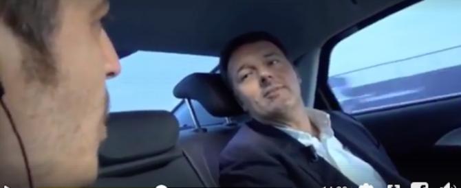 """Renzi rimpiange il mancato """"110"""" alla laurea: «Sono stato un coglione…» (video)"""