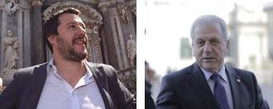 Immigrati, Salvini agli euroburocrati: avete capito che la musica è cambiata?