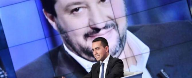 Salvini beffardo con Di Maio: «Voglio vederlo a trovare 90 voti…»
