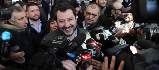 Salvini sfida Bruxelles: «Presenteremo manovra alternativa con meno tasse»