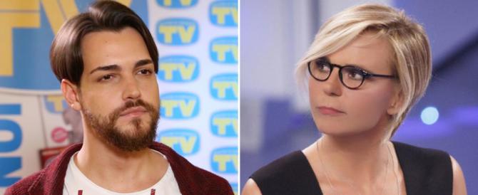Valerio Scanu e Maria De Filippi, è guerra: «Ci parliamo tramite avvocati»
