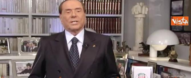 Berlusconi: il mandato di governo spetta a noi, io regista del centrodestra (video)